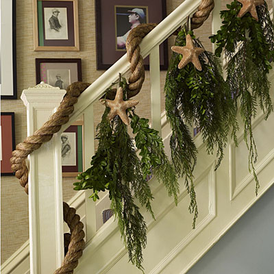 Christmas hallway  Christmas ideas   Christmas   The Inspired Room   Roomenvy