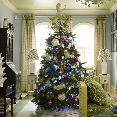 Christmas tree  Christmas ideas   Christmas   The Inspired Room   Roomenvy