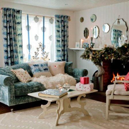 Country Christmas | Christmas | Christmas ideas | Roomenvy