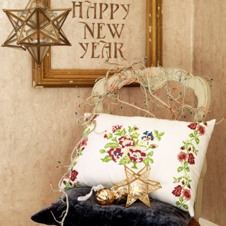New Year's Eve 2010 | New Year's Eve party ideas | Country Homes & Interiors | Roomenvy
