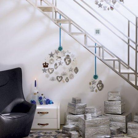 Snow | Christmas hallway | Christmas ideas | Livingetc | Roomenvy