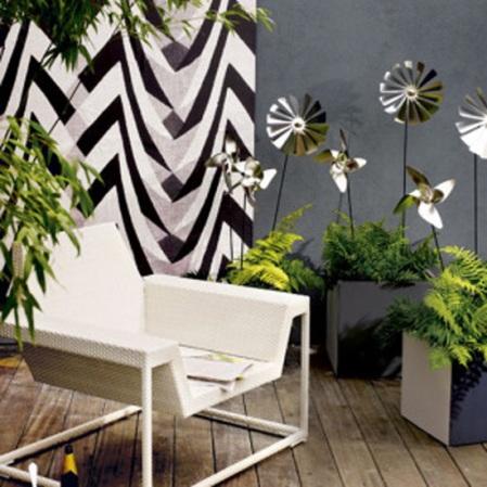 Best garden design | Contemporay garden | Modern roof garden | Room Envy