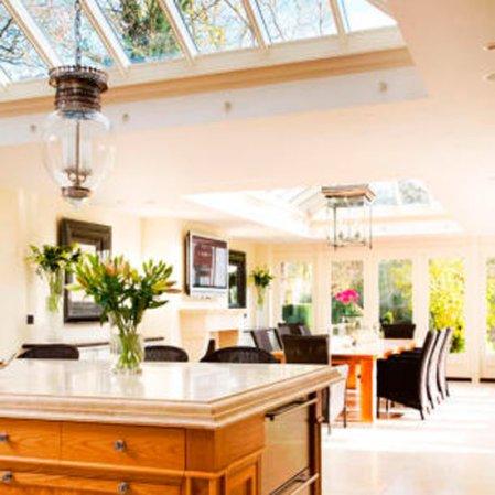 kitchen extension   kitchen designs   kitchen-diner   Roomenvy