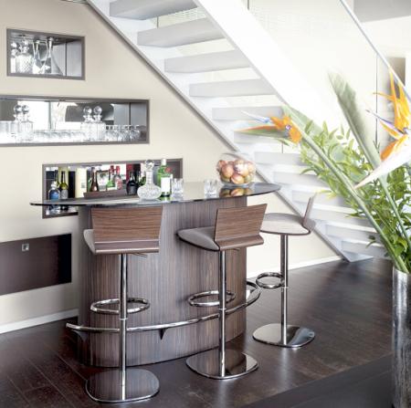 living room bar area | living room ideas | roomenvy