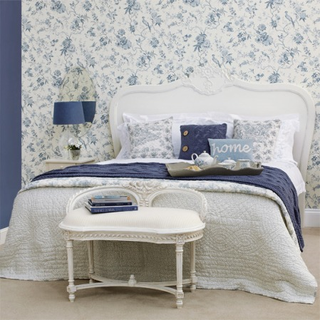 Guest bedroom decorating ideas for summer