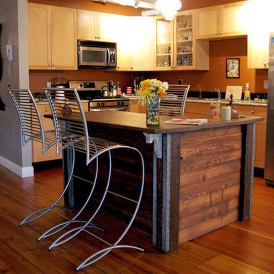 wood projects kitchen